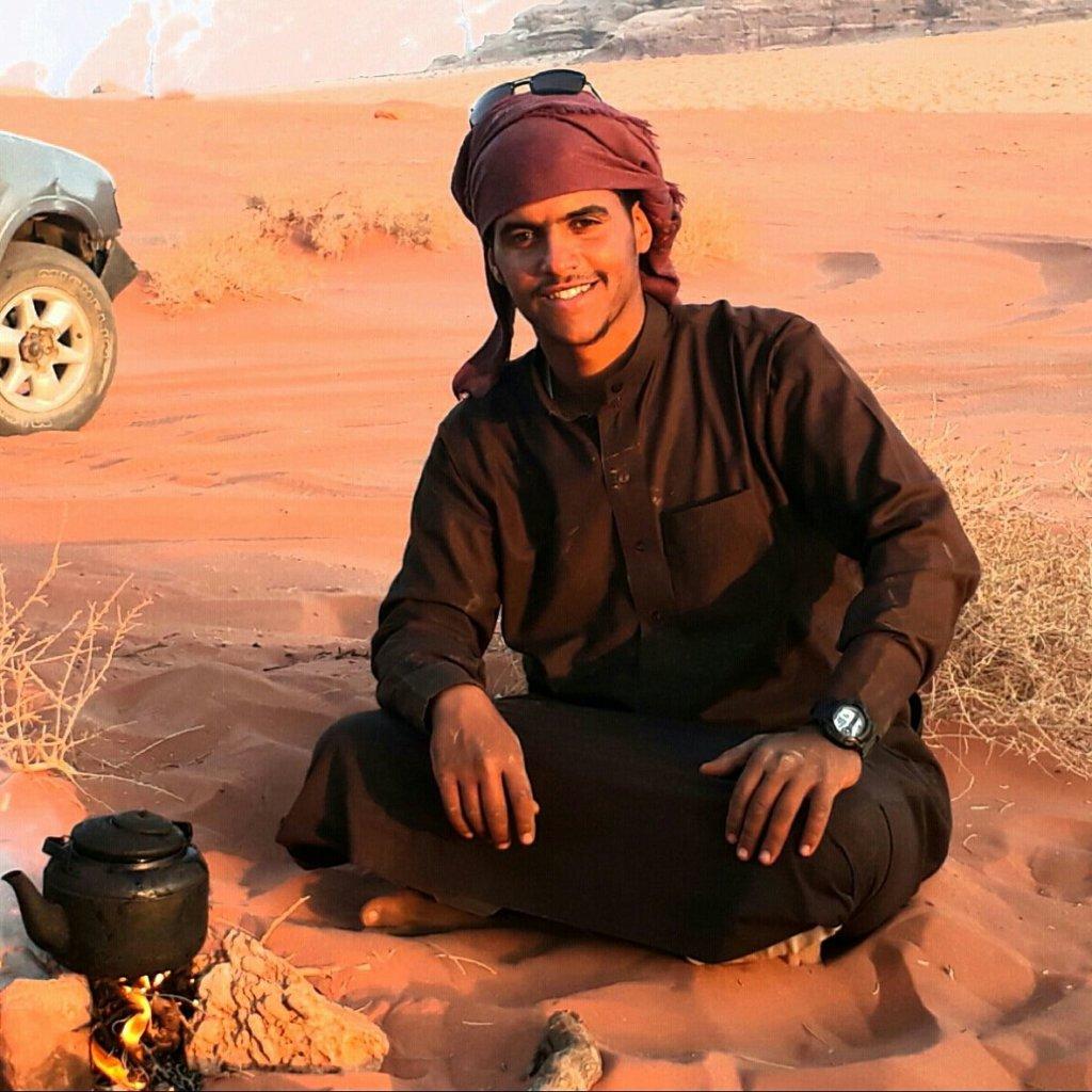Wadi Rum stillness