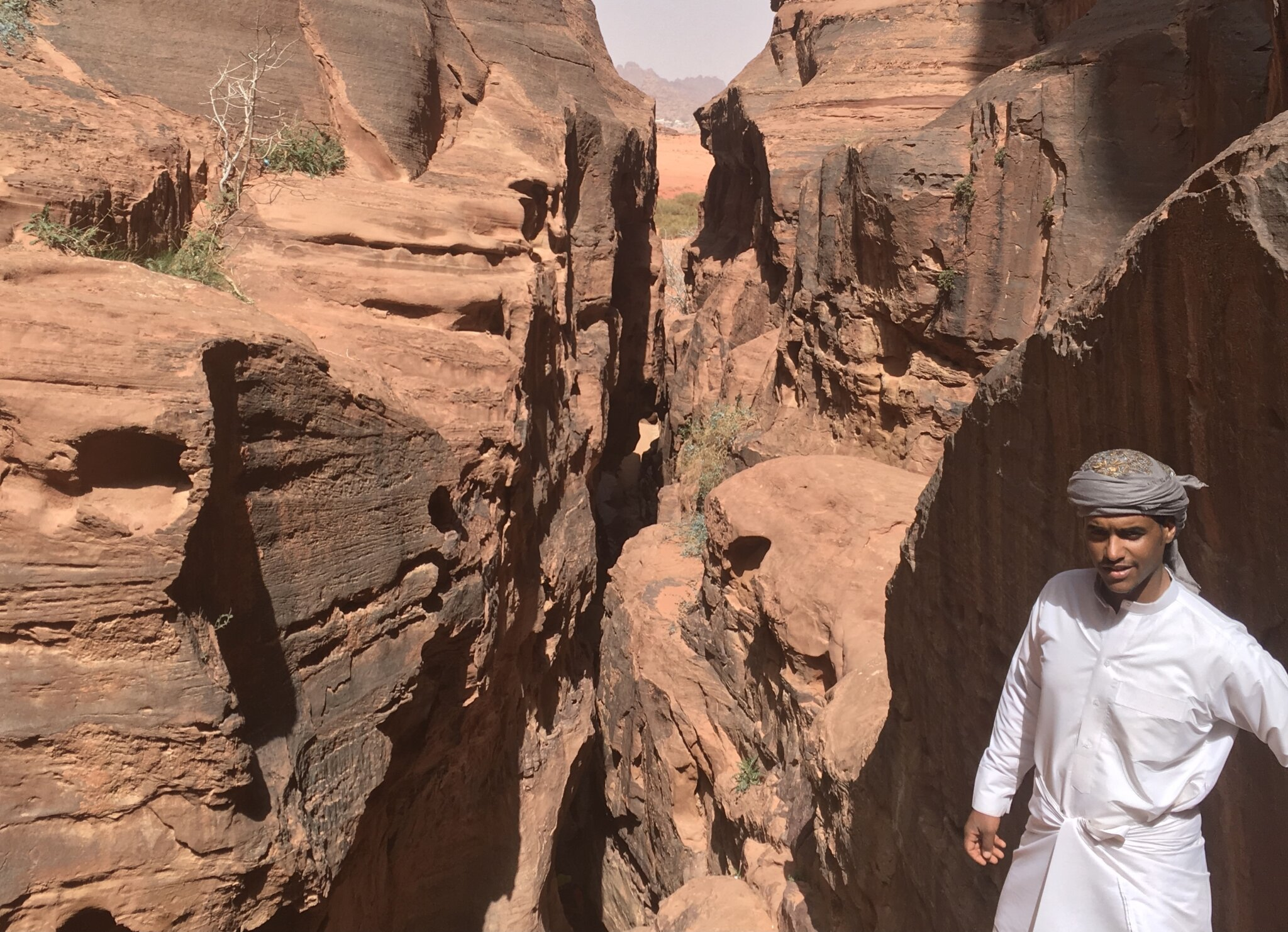 Khazali Canyon