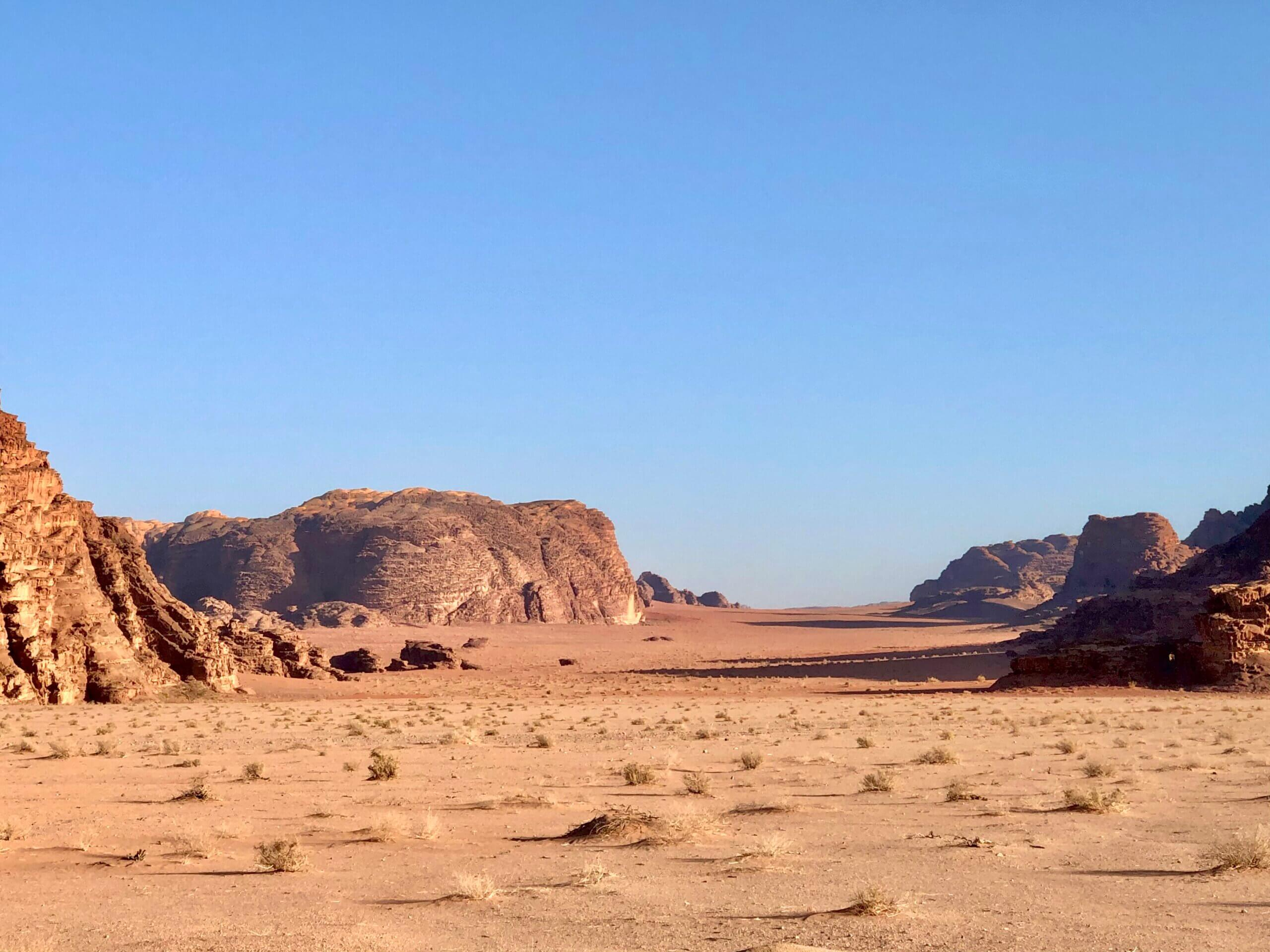 Um Ghadah - Wadi Rum